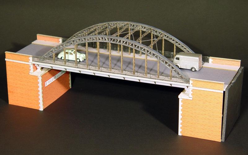 comment construire un pont ho