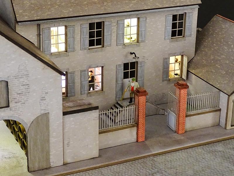 Alignement de 3 maisons de bourgogne sans commerce ni for Acheter maison bourgogne