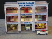 Fa ade petit garage peugeot r gions compagnies for Grand garage peugeot